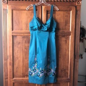 EUC Worn once, Vintage Betsey Johnson dress